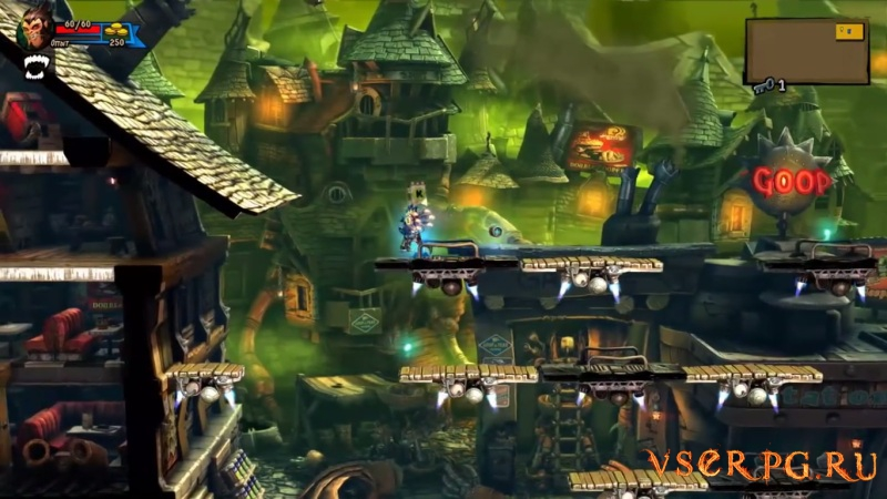 Rogue Stormers screen 1