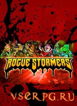 Постер игры Rogue Stormers