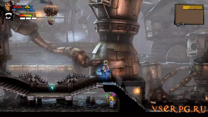 Rogue Stormers screen 2