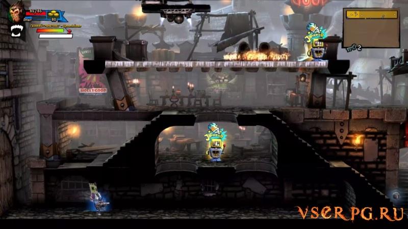 Rogue Stormers screen 3