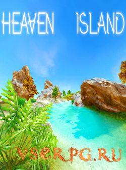 Постер игры Heaven Island Life