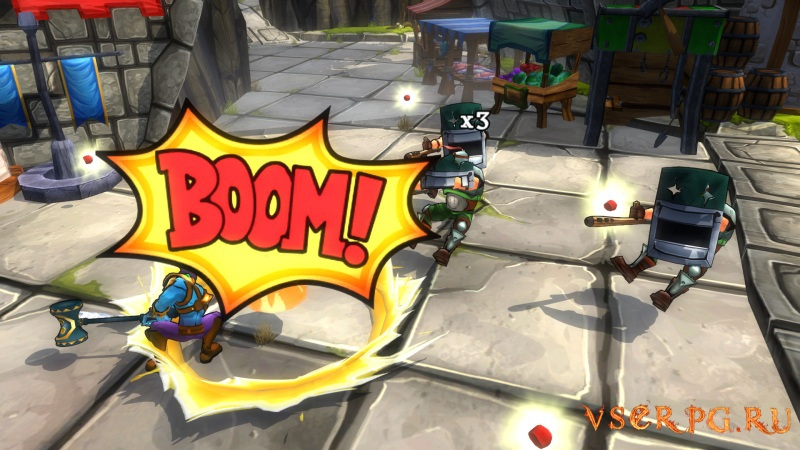 Masquerade: The Baubles of Doom screen 2