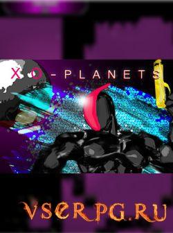 Постер игры XO-Planets