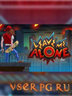 Постер игры Leave Me Alone