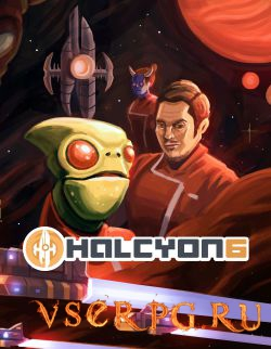 Постер игры Halcyon 6: Starbase Commander