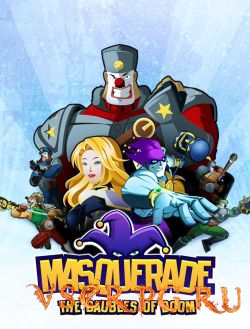 Постер игры Masquerade: The Baubles of Doom