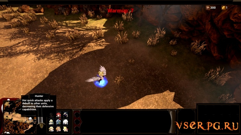 Shadow Heroes: Vengeance In Flames screen 2