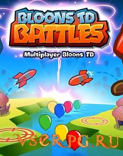 Постер игры Bloons TD Battles