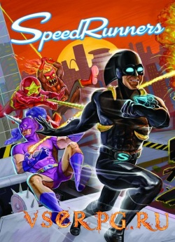 Постер SpeedRunners