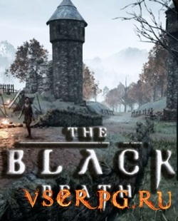 Постер игры The Black Death