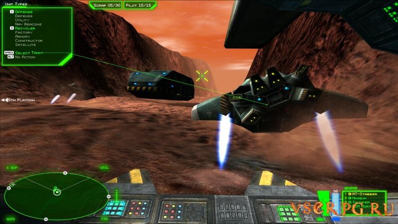 Battlezone 98 Redux screen 2
