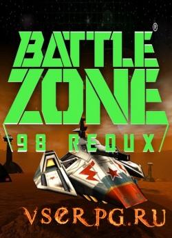 Постер игры Battlezone 98 Redux