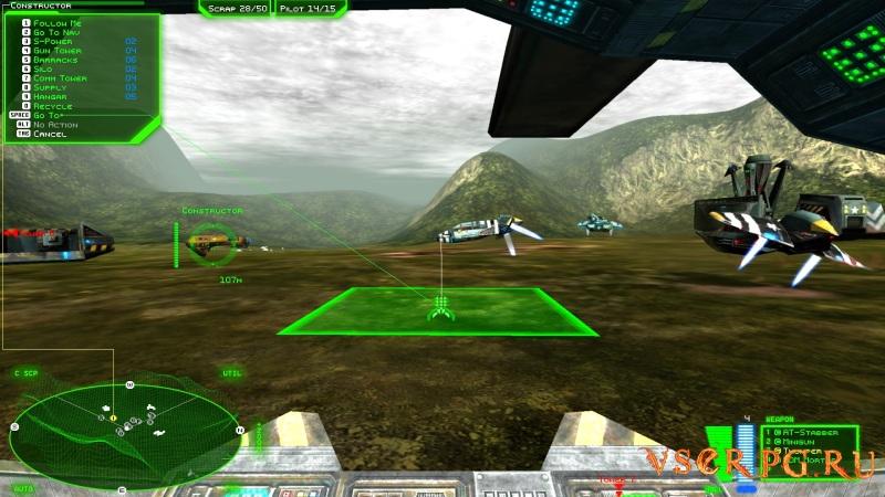 Battlezone 98 Redux screen 3