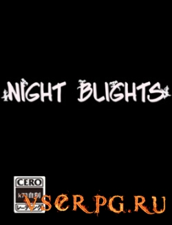 Постер игры Night Blights