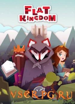 Постер игры Flat Kingdom
