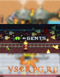 Постер игры A-Gents
