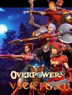 Постер игры Overpower