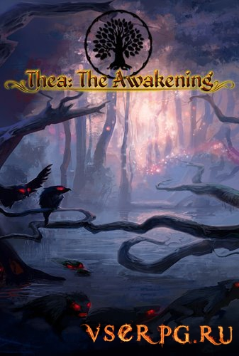 Постер игры Thea: The Awakening: Return of the Giants