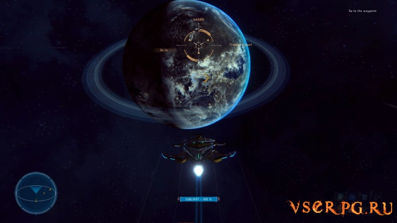 Starpoint Gemini Warlords screen 2