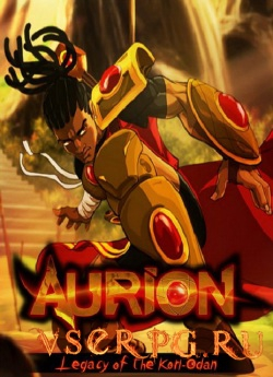 Постер игры Aurion: Legacy of the Kori-Odan