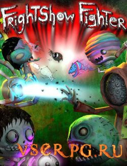 Постер игры FrightShow Fighter