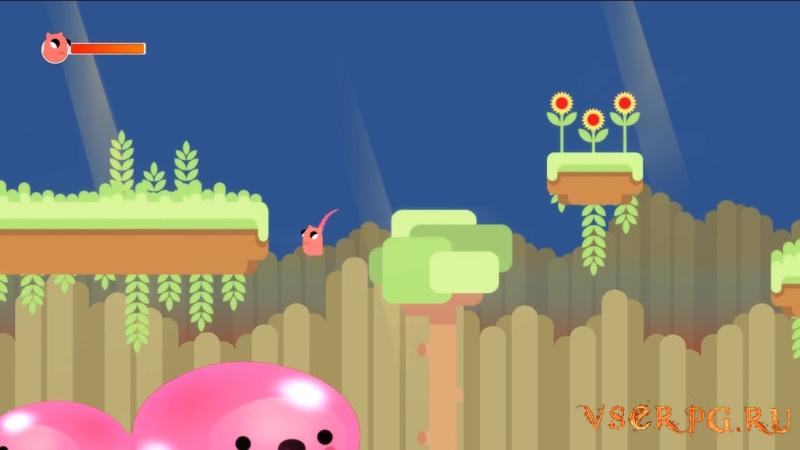 Wobbly Jungle screen 2