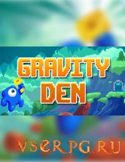 Постер игры Gravity Den