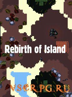 Постер игры Rebirth of Island