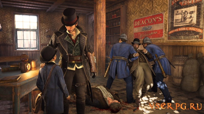 Assassin's Creed Syndicate: The Dreadful Crimes screen 2