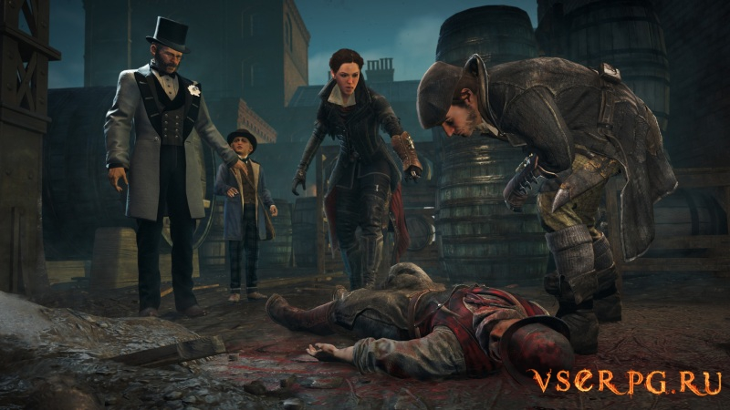 Assassin's Creed Syndicate: The Dreadful Crimes screen 1