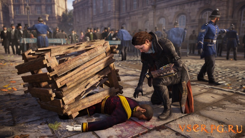 Assassin's Creed Syndicate: The Dreadful Crimes screen 3