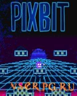 Постер игры PixBit