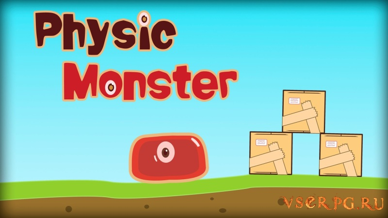 Physic Monster screen 2