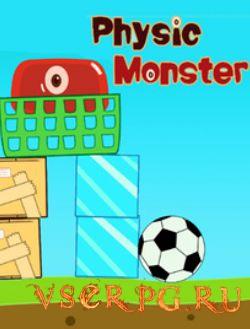 Постер игры Physic Monster