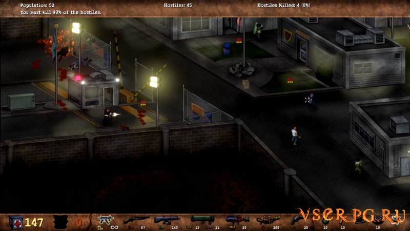 POSTAL Redux screen 2