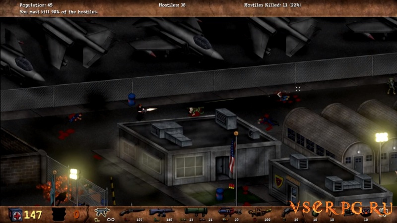 POSTAL Redux screen 3