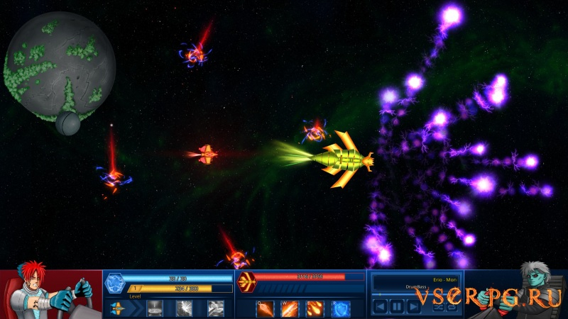 Survive in Space screen 1