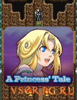 Постер игры A Princess' Tale