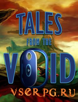 Постер игры Tales from the Void
