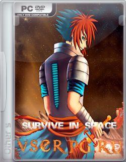 Постер игры Survive in Space