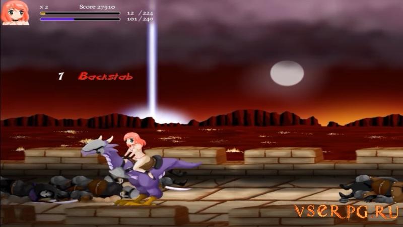 Princess Edge Dragonstone screen 1