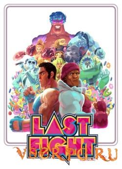 Постер игры LASTFIGHT
