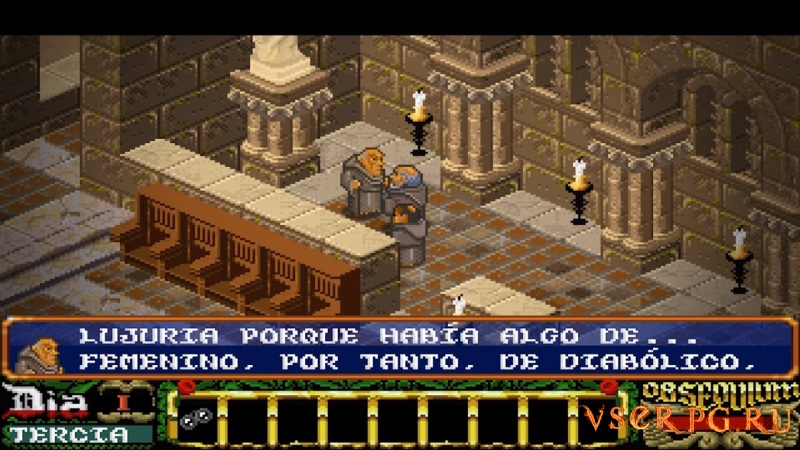 Abbey of Crime Extensum screen 2