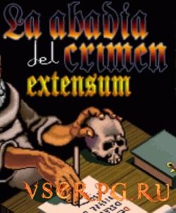 Постер игры Abbey of Crime Extensum