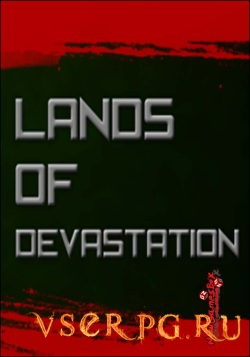 Постер игры Lands Of Devastation