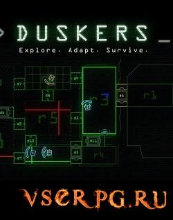 Постер игры Duskers