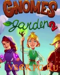 Постер игры Сад гномов 2
