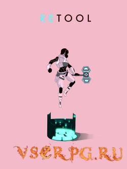 Постер игры Retool