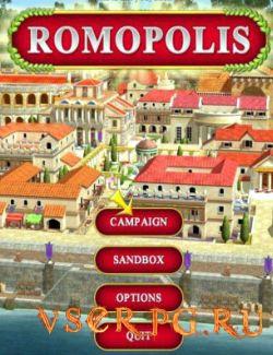 Постер игры Romopolis