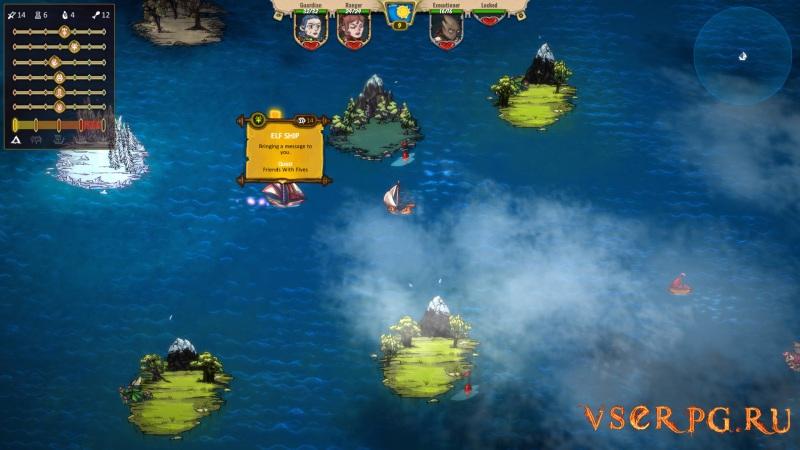 Overfall screen 3